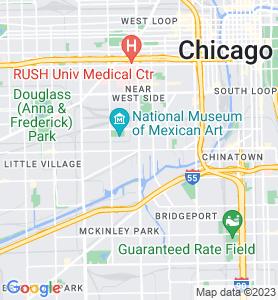 Pilsen IL Map