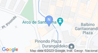 BERBARO  mapa