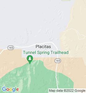 Placitas NM Map