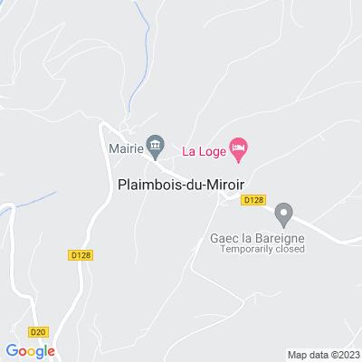 bed and breakfast Plaimbois-du-Miroir