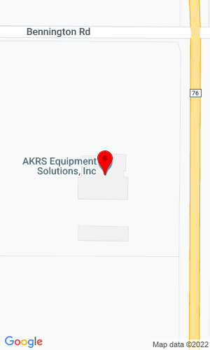 Google Map of Plains Equipment Group 11550 N 204th Street, Elkhorn, NE, 68022