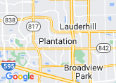 Open Google Map of Plantation Venues