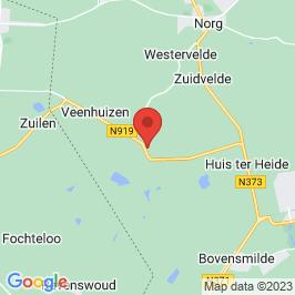 Google map of Werkgesticht Norgerhaven, Veenhuizen