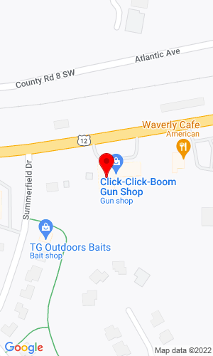 Google Map of Plows Plus, Inc. 217 Davy Avenue, Wallingford, IA, 51365
