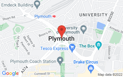 Map of Coaching venue for the day
