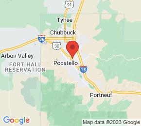 Job Map - Pocatello, Idaho  US