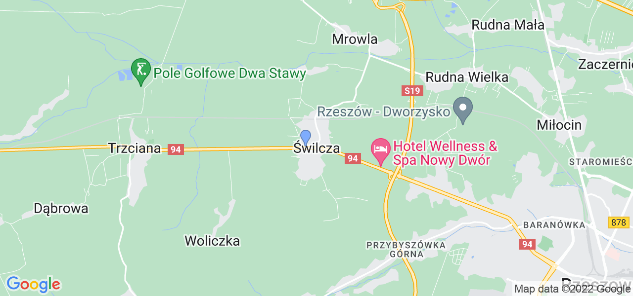 Dostępne w Świlczy lokalizacje punktów nadania, z których możesz skorzystać, chcąc wysłać turbinę do regeneracji w największym serwisie w Polsce