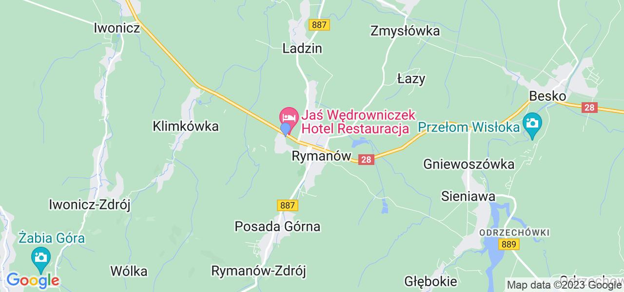 Dostępne w Rymanowie lokalizacje punktów nadania, z których możesz skorzystać, chcąc wysłać turbinę do regeneracji w największym serwisie w Polsce
