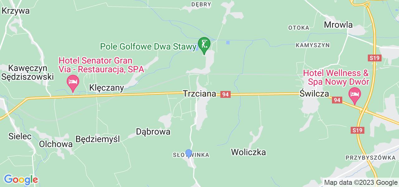 Dostępne w Trzciannie lokalizacje punktów nadania, z których możesz skorzystać, chcąc wysłać turbinę do regeneracji w największym serwisie w Polsce