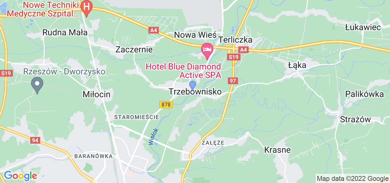 Dostępne w Trzebownisku lokalizacje punktów nadania, z których możesz skorzystać, chcąc wysłać turbinę do regeneracji w największym serwisie w Polsce