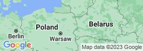 Podlasie map