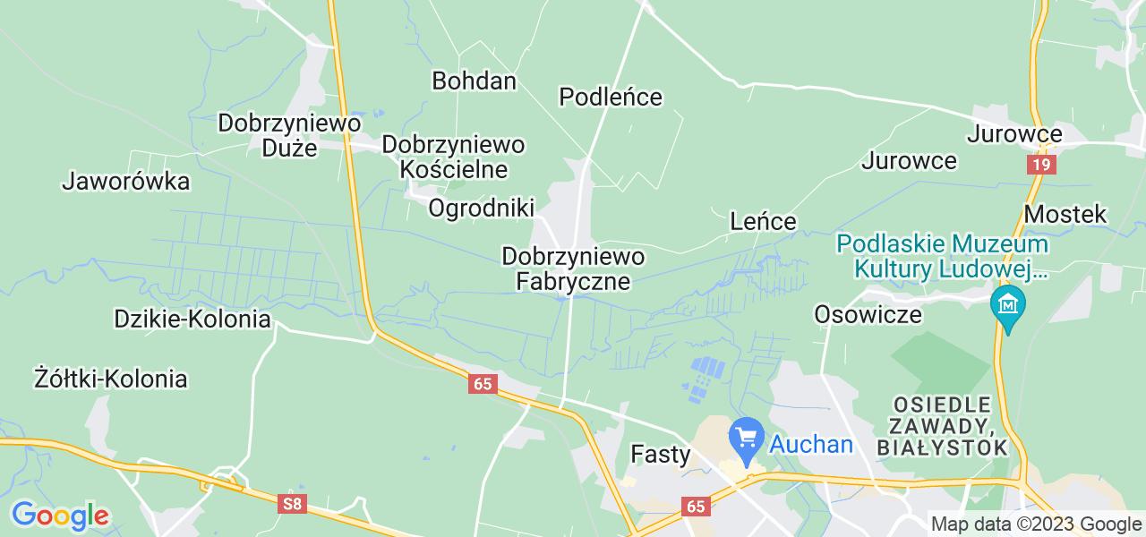 Dostępne w Dobrzyniewie Fabrycznym lokalizacje punktów nadania, z których możesz skorzystać, chcąc wysłać turbinę do regeneracji w największym serwisie w Polsce