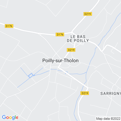 bed and breakfast Poilly-sur-Tholon