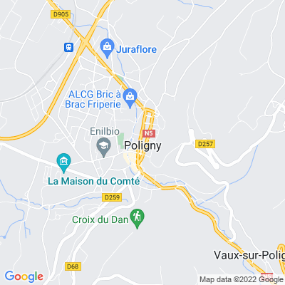 bed and breakfast Poligny