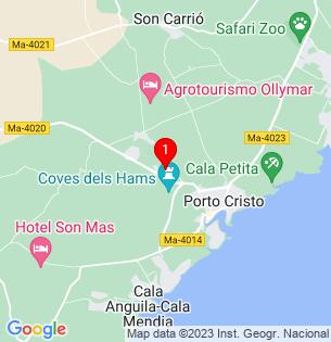 Google Map of Poligono 17,parcela 44, Manacor, BALEARES, Spain