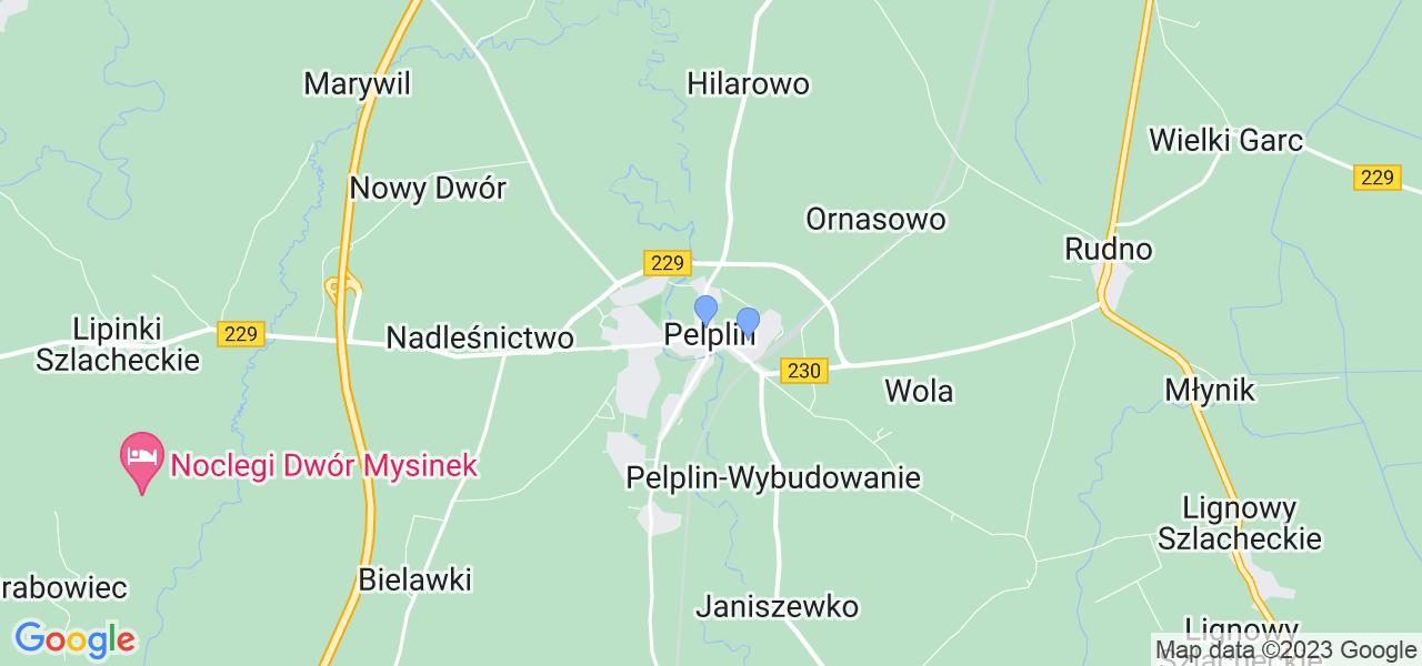 Dostępne w Pelplinie lokalizacje punktów nadania, z których możesz skorzystać, chcąc wysłać turbinę do regeneracji w największym serwisie w Polsce