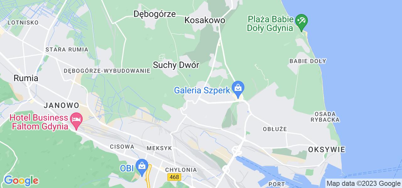 Dostępne w Pogórzu lokalizacje punktów nadania, z których możesz skorzystać, chcąc wysłać turbinę do regeneracji w największym serwisie w Polsce