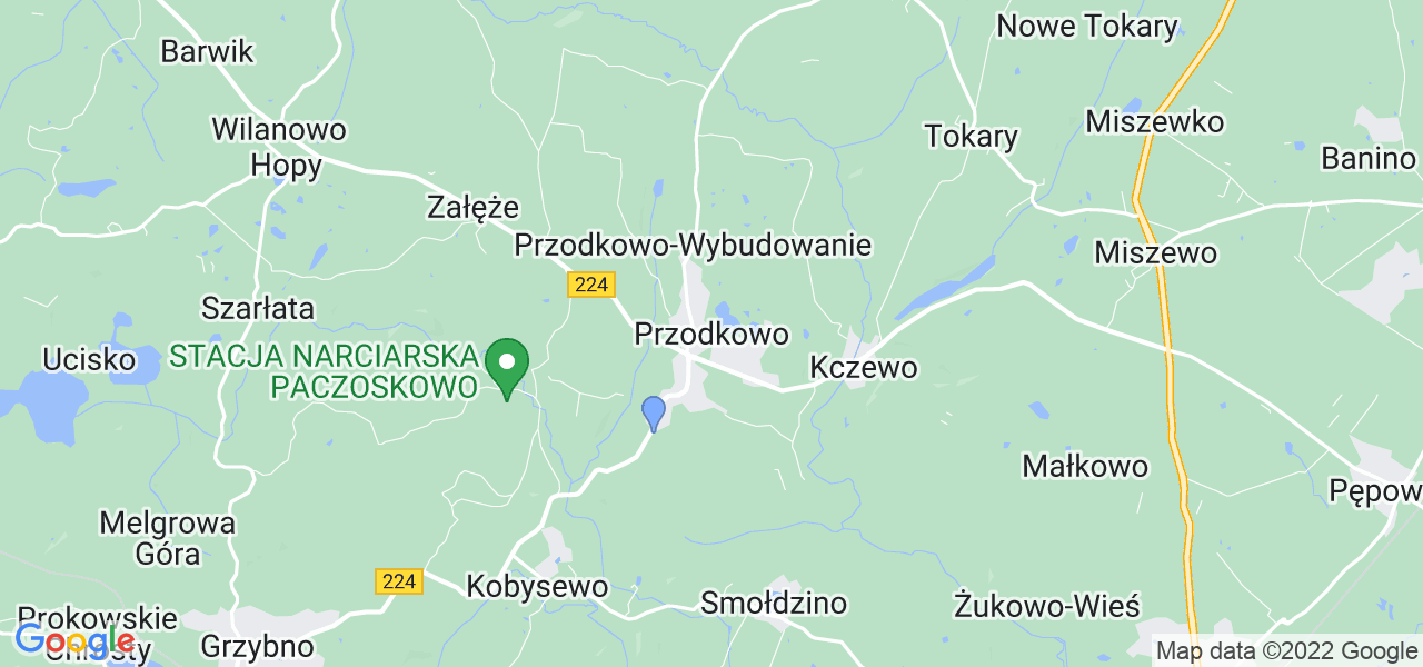 Dostępne w Przodkowie lokalizacje punktów nadania, z których możesz skorzystać, chcąc wysłać turbinę do regeneracji w największym serwisie w Polsce