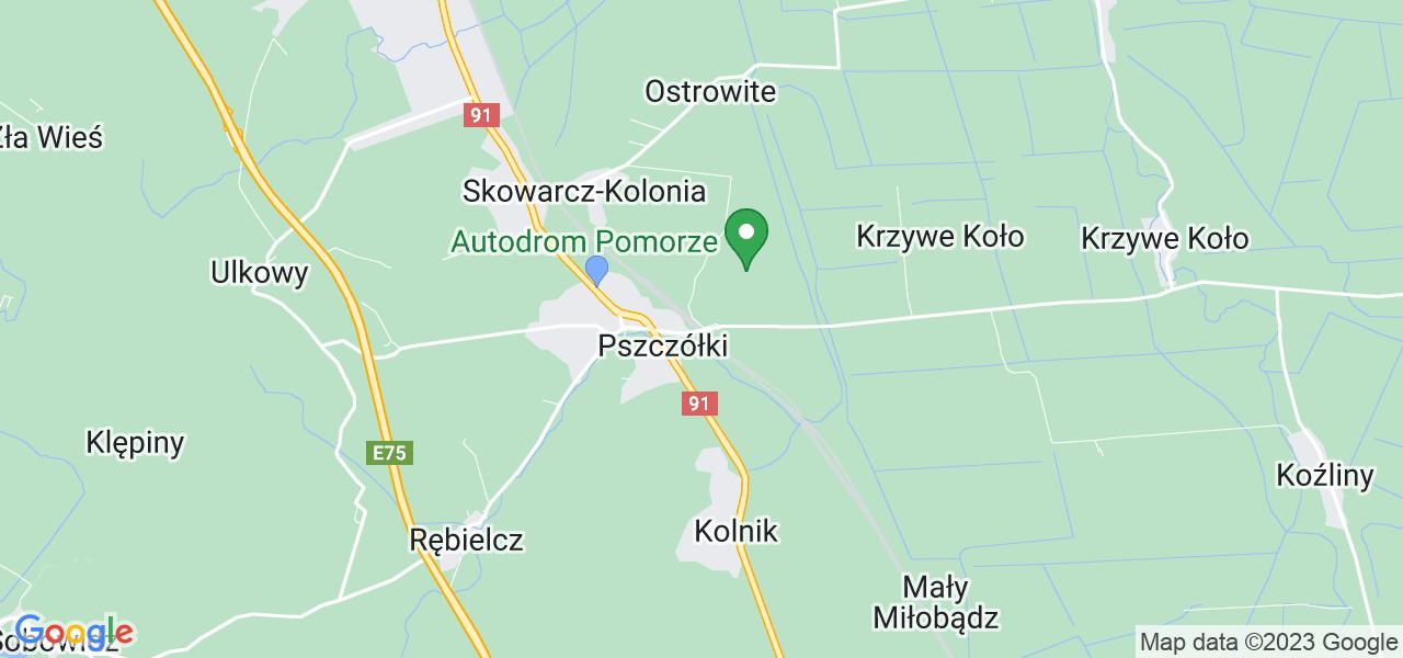 Dostępne w Pszczółkach lokalizacje punktów nadania, z których możesz skorzystać, chcąc wysłać turbinę do regeneracji w największym serwisie w Polsce