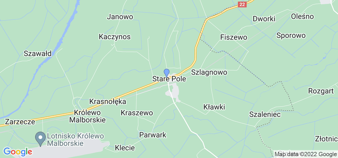 Dostępne w Starym Polu lokalizacje punktów nadania, z których możesz skorzystać, chcąc wysłać turbinę do regeneracji w największym serwisie w Polsce