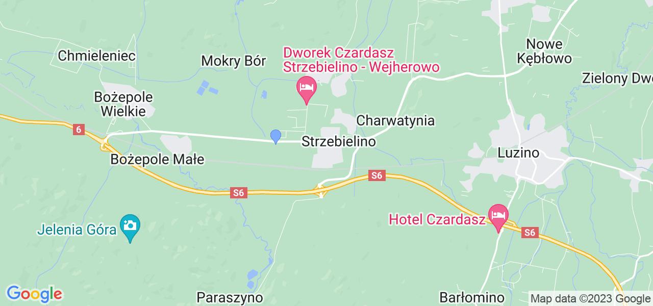 Dostępne w Strzebielinie-Osiedlu lokalizacje punktów nadania, z których możesz skorzystać, chcąc wysłać turbinę do regeneracji w największym serwisie w Polsce