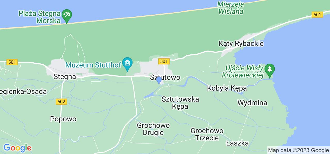 Dostępne w Sztutowie lokalizacje punktów nadania, z których możesz skorzystać, chcąc wysłać turbinę do regeneracji w największym serwisie w Polsce