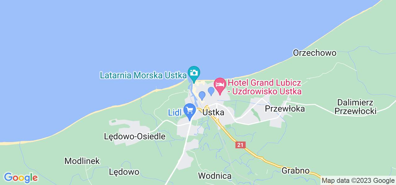 Dostępne w Ustce lokalizacje punktów nadania, z których możesz skorzystać, chcąc wysłać turbinę do regeneracji w największym serwisie w Polsce