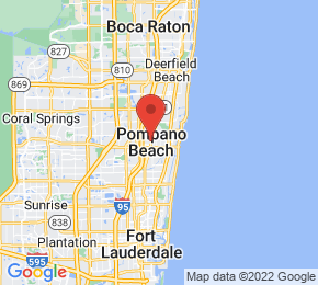 Job Map - Pompano Beach, Florida 33060 US