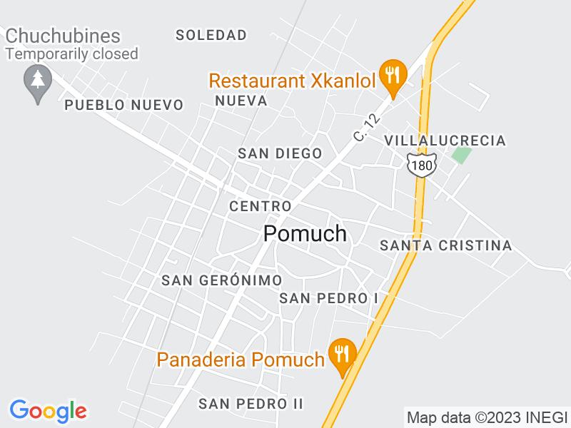 Pomuch, Campeche