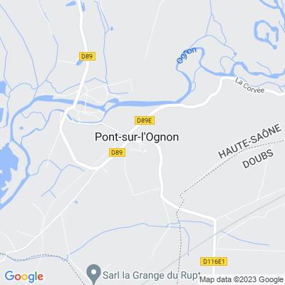 bed and breakfast Pont-sur-l'Ognon
