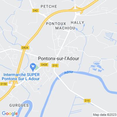 bed and breakfast Pontonx-sur-l'Adour