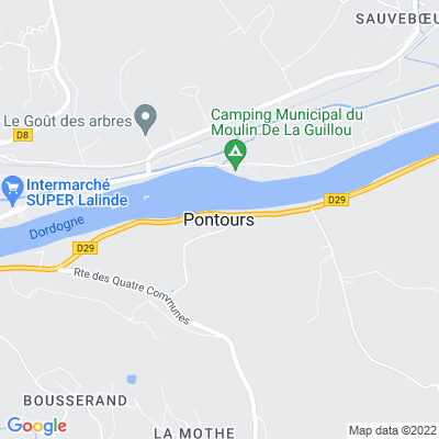 bed and breakfast Pontours