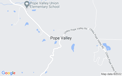 Pope Valley