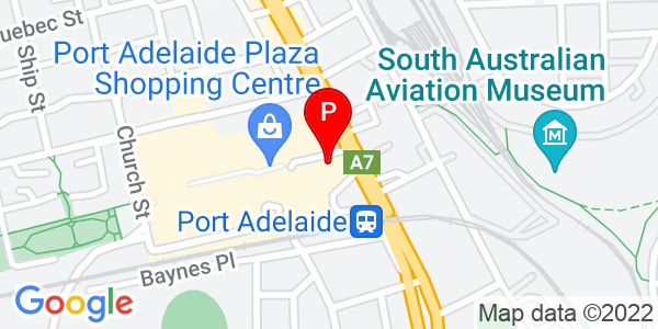 Google           Map of Port Adelaide Community Corrections Centre