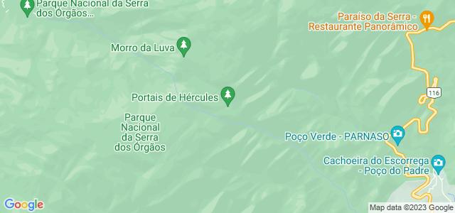 Portais de Hércules, Serra dos Órgãos, Rio de Janeiro