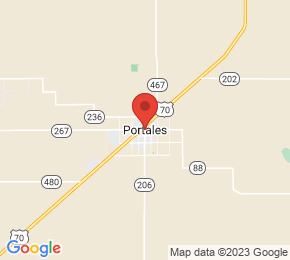 Job Map - Portales, New Mexico  US