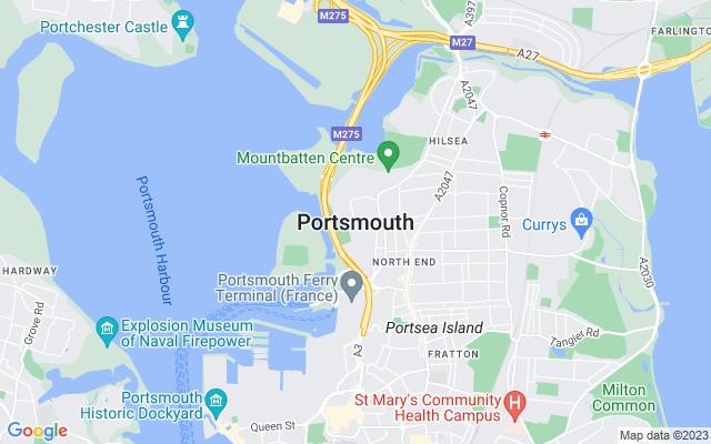 Portsmouth Survey Quotes