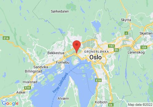 Localisation de Yara Norge
