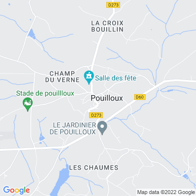 bed and breakfast Pouilloux