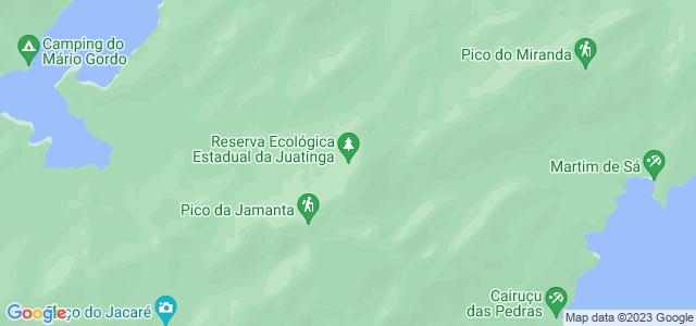 Praia da Ponta Negra, Reserva da Juatinga, Paraty - RJ