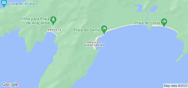 Praia do Aventureiro, Ilha Grande - RJ