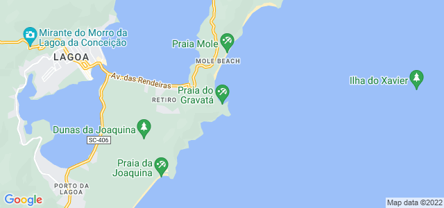 Praia do Gravatá, Florianópolis, Santa Catarina