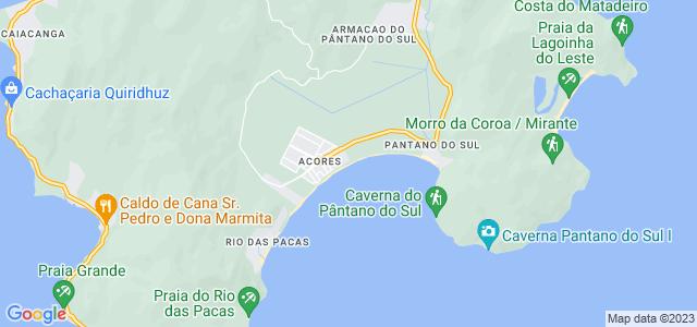 Praia do Pântano do Sul, Florianópolis
