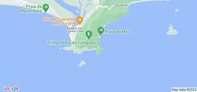 Praia do Perigoso, Guaratiba - RJ