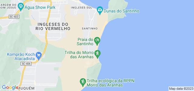 Praia do Santinho, Florianópolis, SC