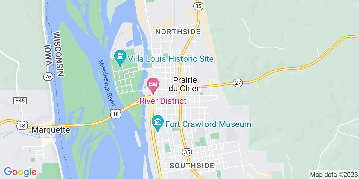 Prairie Du Chien, WI