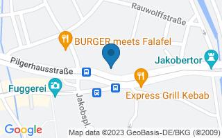 Praxisgemeinschaft Dr. Volker Widmann, Dr. Joachim Zimmermann, Bei der Jakobskirche 3, 86152 Augsburg