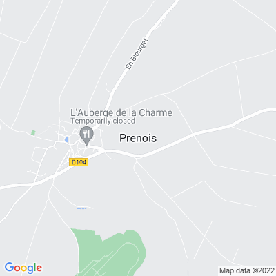 bed and breakfast Prenois