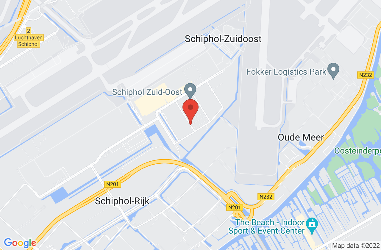 Customs Support Holland B.V. import/export on Google Maps