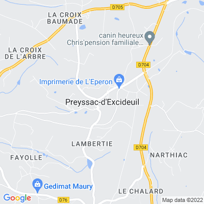 bed and breakfast Preyssac-d'Excideuil